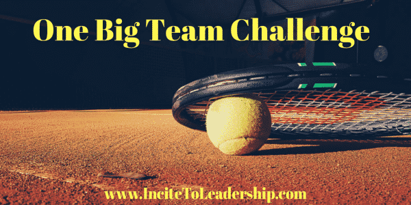 one big team challenge