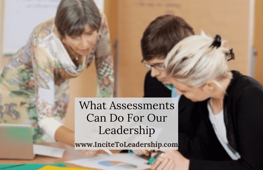 what assessments can do for our leadership