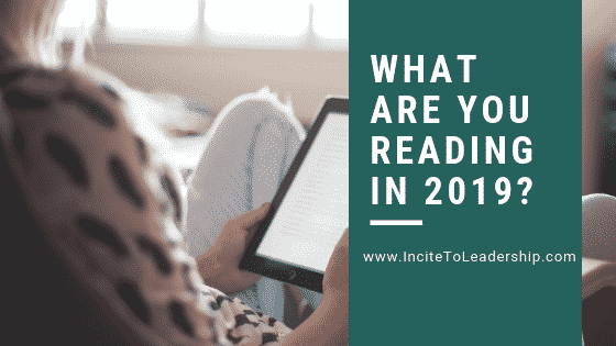 Executive Leadership Coach | Top Books of 2018 | What Are You Reading in 2019