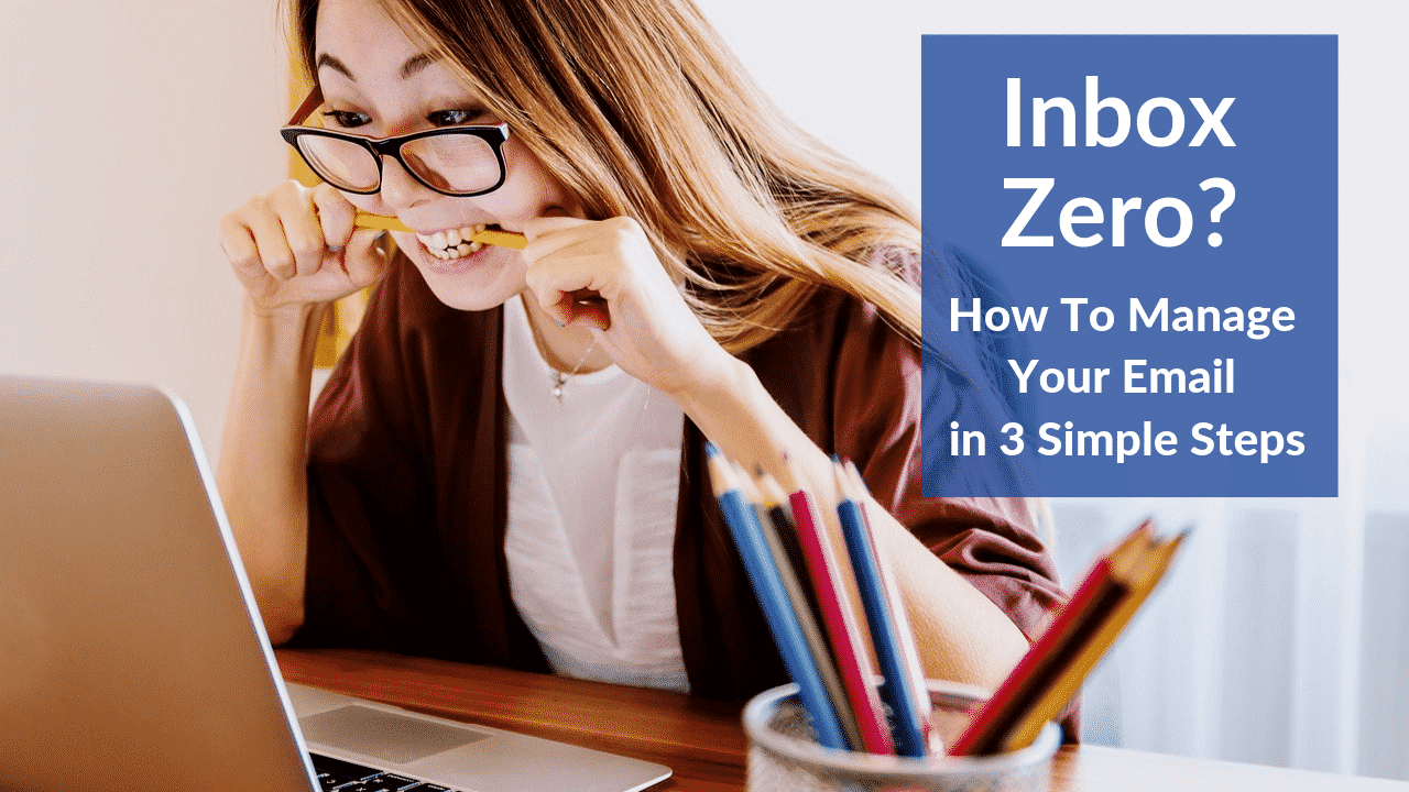 Jo Ilfeld| Executive Leadership Coach|Inbox Zero? How to Manage Your Email in 3 Simple Steps