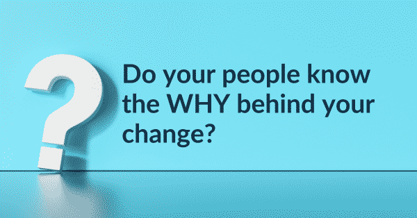 Jo Ilfeld | Executive Leadership Coach| Do people know the why behind your change