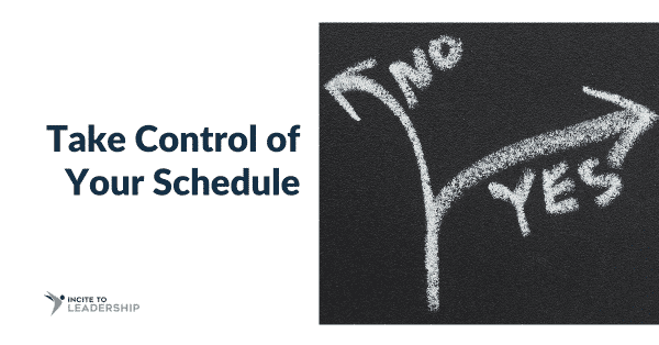 Jo Ilfeld | Executive Leadership Coach| Take Control of Your Schedule
