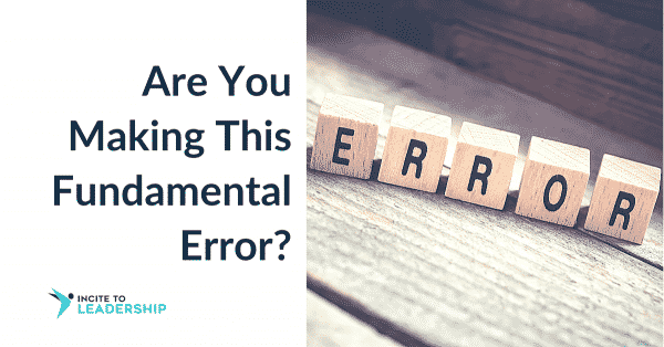 Jo Ilfeld |Attribution Error|Executive Leadership Coach| Are You Making This Fundamental Error?