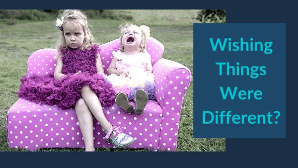 Jo Ilfeld |Executive Leadership Coach| Are You Wishing Things are Different?