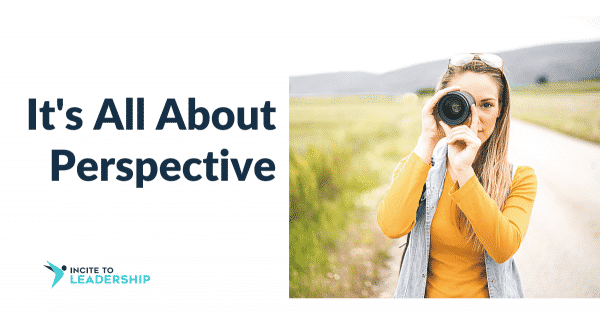 Jo Ilfeld |Executive Leadership Coach| It's All About Perspective